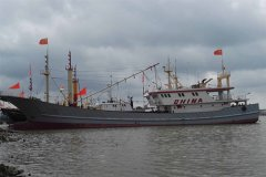 30m Trawler Fishing Ship
